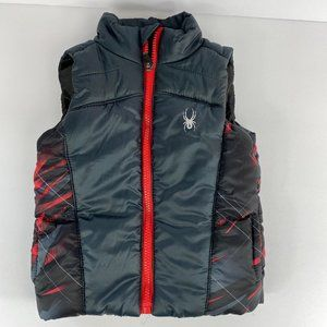 SPYDER Insulated Down Vest 12M